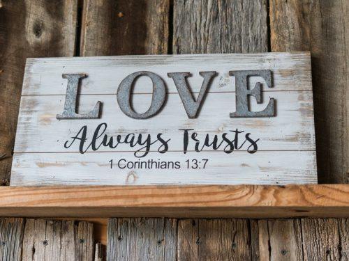 All We Need Is Love….Agape Love