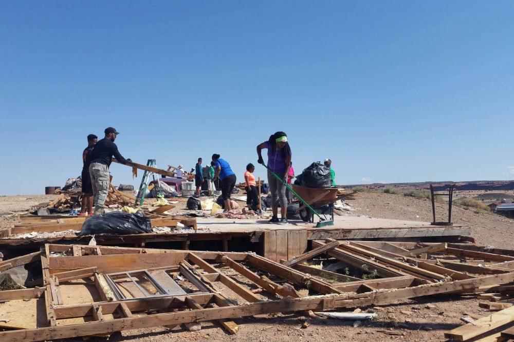 Navajo Mission Trip