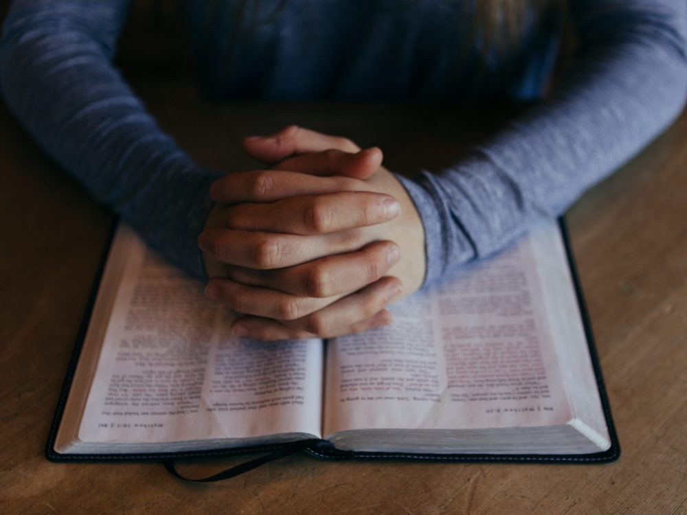 BOLD PRAYER