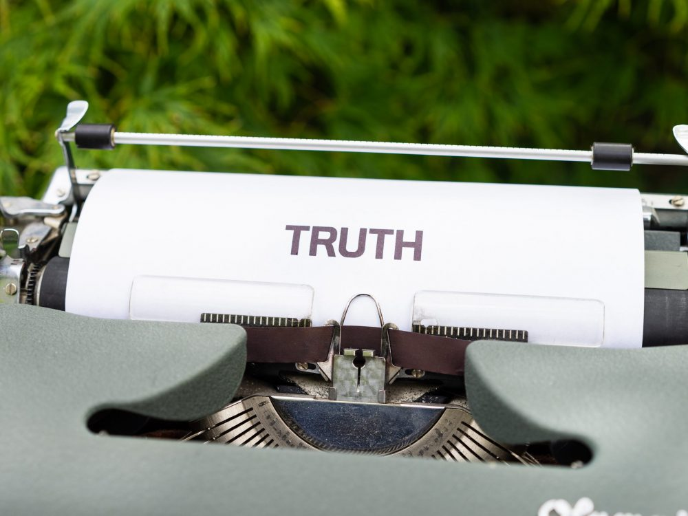 THE TRAGEDY AND TRIUMPH OF TRUTH